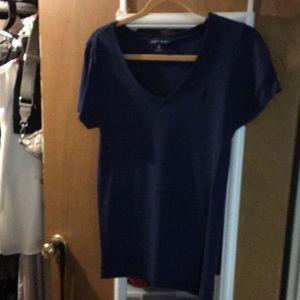 Polo navy T-shirt